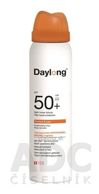 Daylong Protect & care transparent aerosol SPF 50+ 1x155 ml