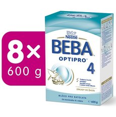 BEBA OPTIPRO 4  600G 8ks