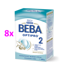 BEBA OPTIPRO 2  600G 8ks