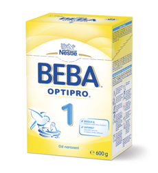 NESTLÉ BEBA OPTIPRO 1  600G