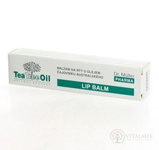 Dr. Müller Tea Tree Oil BALZÁM NA RTY 1x10 ml