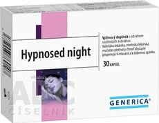 GENERICA Hypnosed night cps 1x30 ks