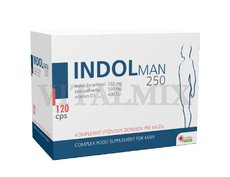 INDOL MAN 120X250MG