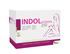 INDOL WOMAN 60X250MG