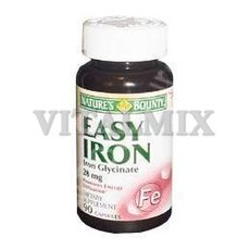 IRON GENTLE  CPS 90X28MG