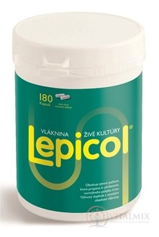 Lepicol BASIC cps 1x180 ks