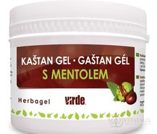 Virde KAŠTAN GEL 1x250 ml