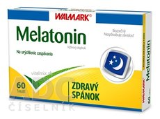 WALMARK MELATONIN tbl 1x60 ks